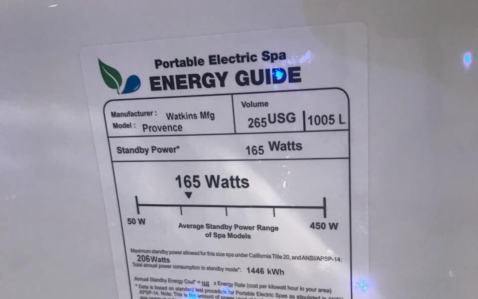 Nízká spotřeba elektřiny